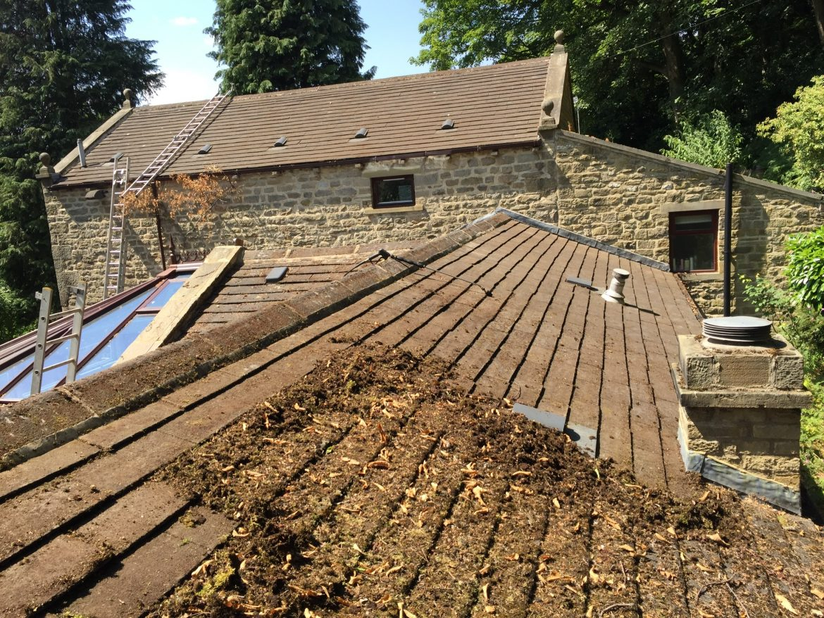 Long Term Solution To Roof Moss