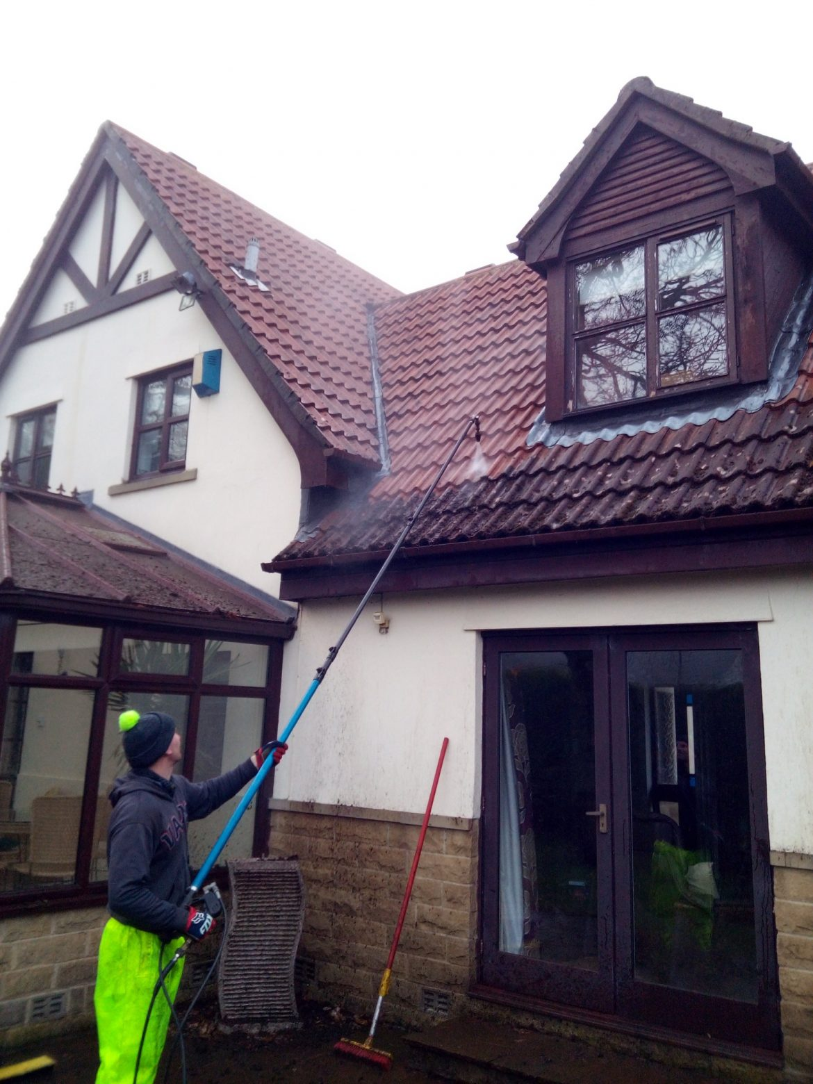 puregem - exterior surface cleaning company